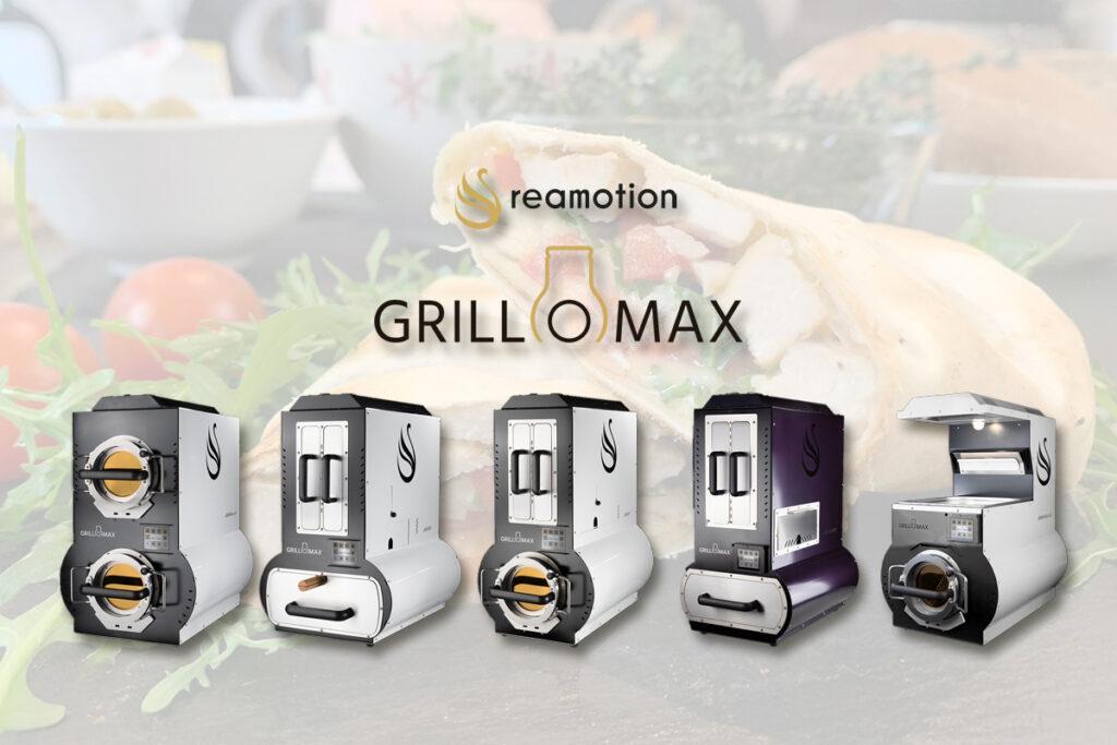 Die snackPROFIS sind offizieller Vertriebspartner von GRILLOMAX aus dem Hause reamotion GmbH – somit können wir Ihnen das perfekte Rundum-Paket bieten.