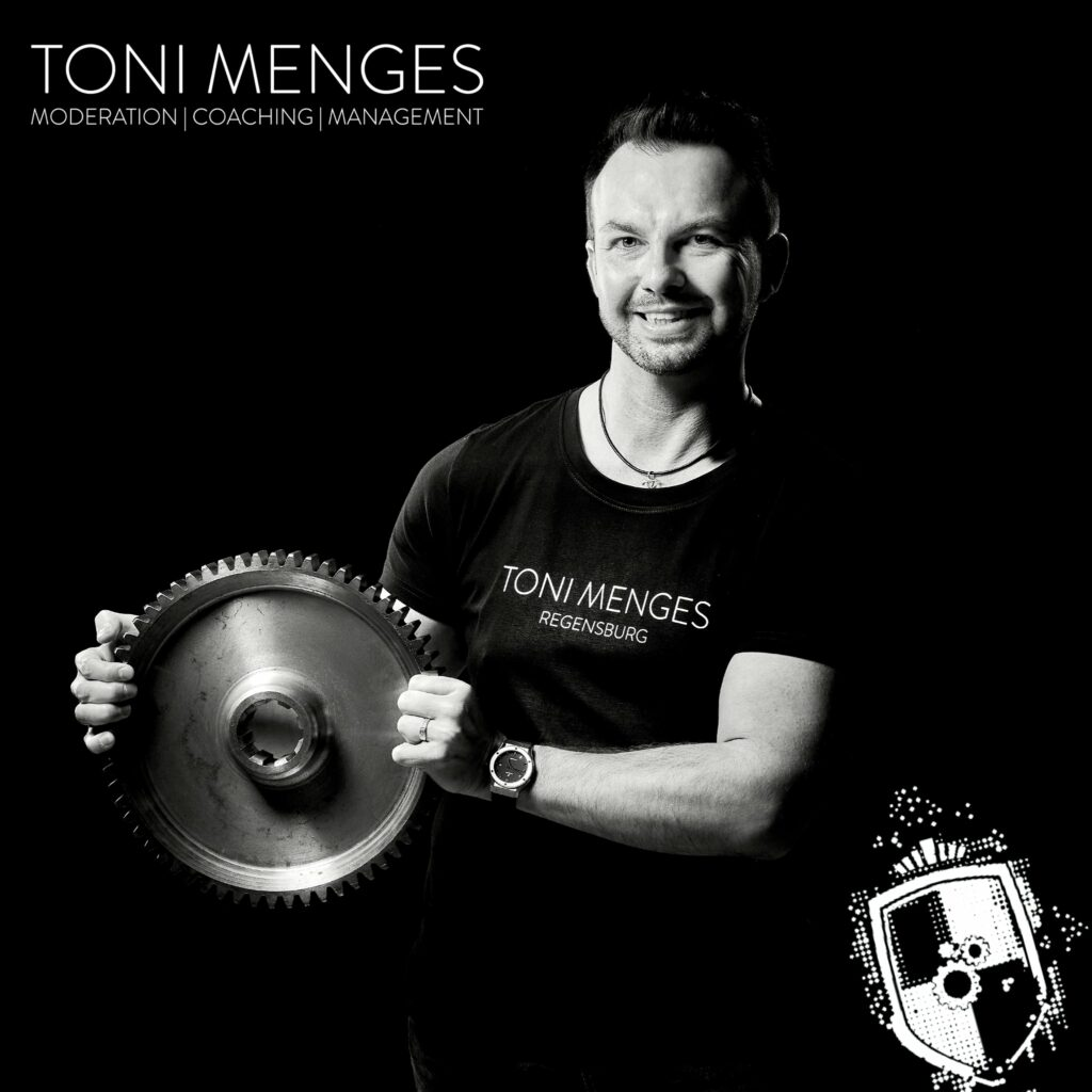 Toni Menges ° Moderator, Coach, Manager, Blogger ist Teil des Netzwerks der gastroPROFIS / snackPROFIS rund um Sascha Wenderoth